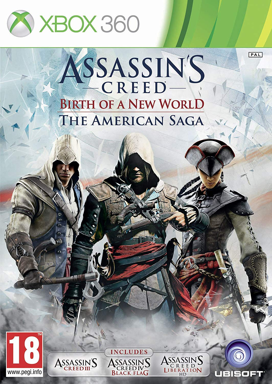Assassin S Creed Birth Of A New World The American Saga