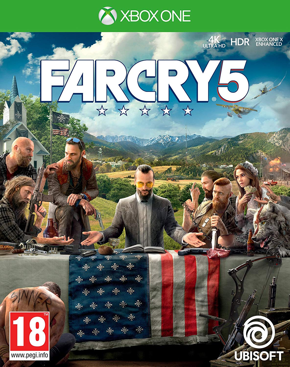 Far Cry 5 Xbox One Exotique