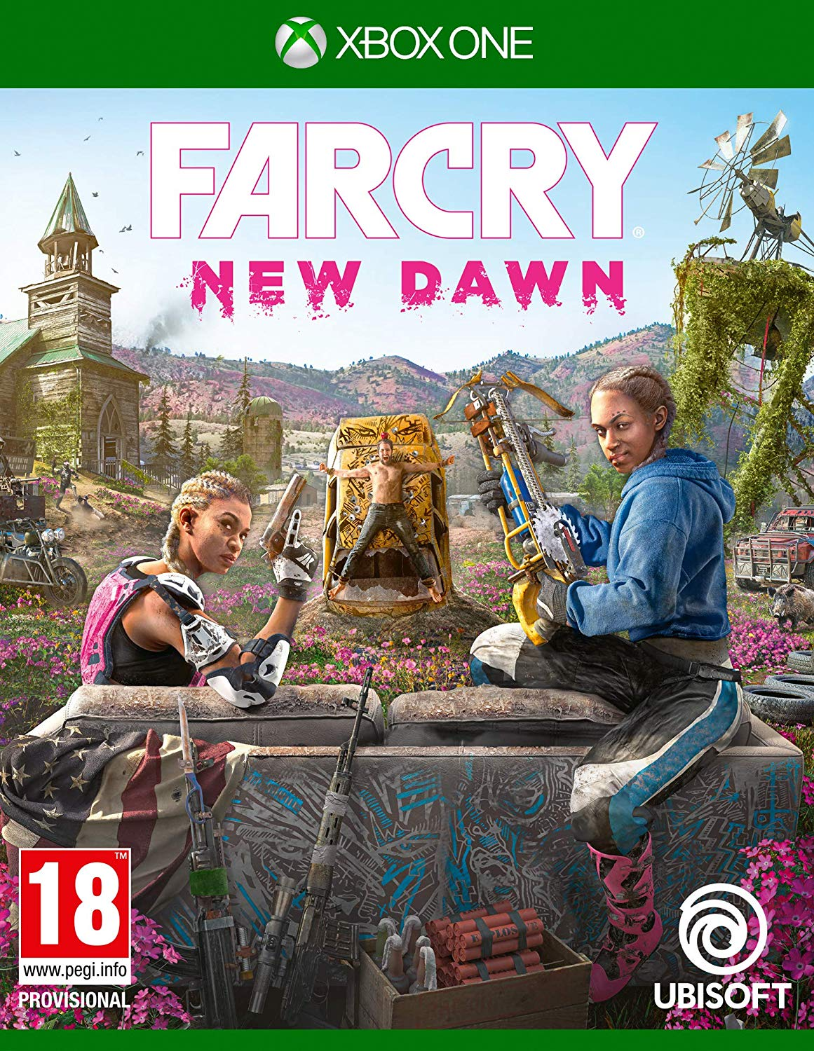 Far Cry New Dawn Xbox One Exotique