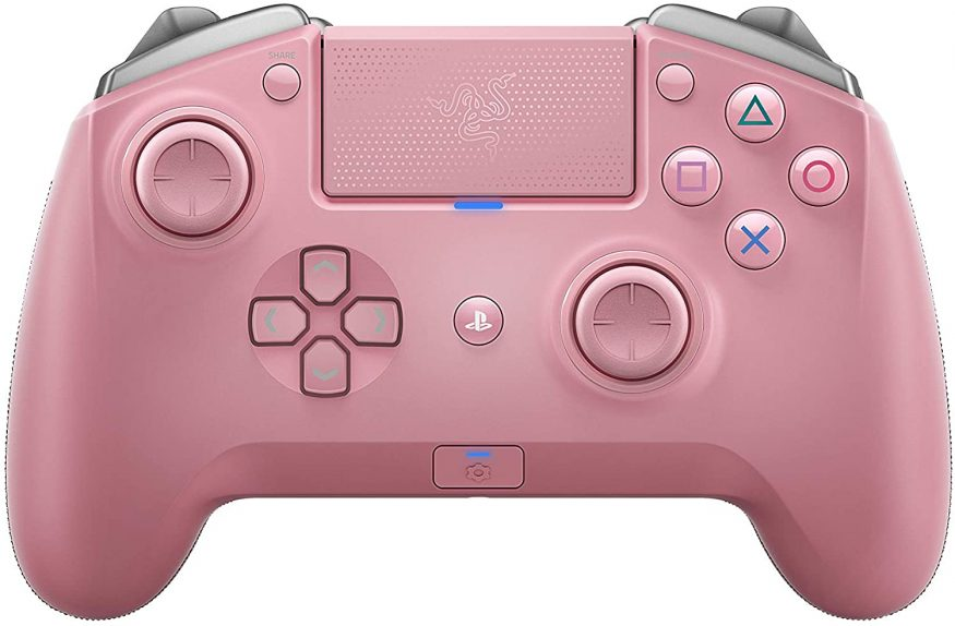 Razer Raiju Tournament Edition Gaming Edition For Ps4 Pc Quartz Pink Exotique Razer raiju tournament is the little brother to the raiju ultimate. razer raiju tournament edition gaming edition for ps4 pc quartz pink